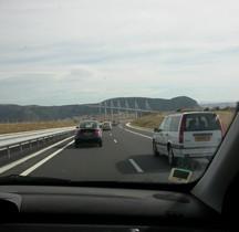 Aveyron Millau Viaduc