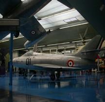 Dassault MD-454 Mystère IV A 01 Le Bourget