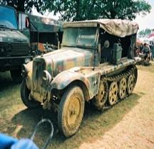 Sd.Kfz 10 leichter Zugkraftwagen  mit 1t Beltring