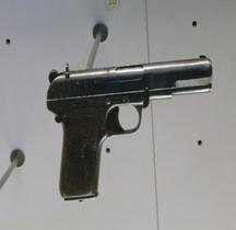 Pistolet Tokarev TT33 M 1933 Bruxelles