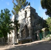 Gard Nimes Augusteum Temple de Diane