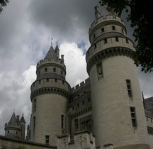 Oise Pierrefond Chateau