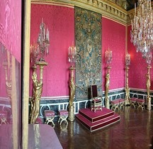 Yvelines Versailles Chateau Appartements du Roi Salon d'Apollon