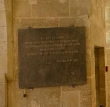 Seine St Denis St Denis Basilique 6.1.1.2 Gaston d'Orléans Plaque Funéraire