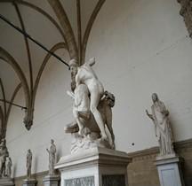 Statuaire Renaissance Ercole e il centauro Nesso Giambologna Loggia dei Lanzi