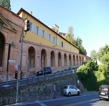 Bologna Santuario della Beata Vergine di San Luca  Porticato