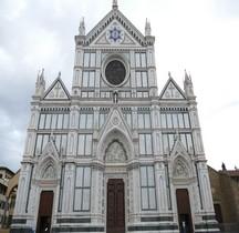 Florence Basilica di Santa Croce Exterieur