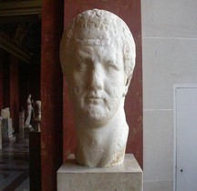 Statuaire 3 Empereurs 2 Titus Louvre