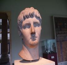 Statuaire 1 Empereurs 2. Drusus l'Ancien Bruxelles