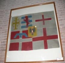 Royaume Sardaigne Pavillon Royal  18e -19e Siecle