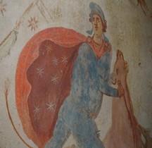 Rome Rione Trevi Palazzo Barberini Mitreo