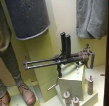 Pistola Mitragliatrice Villar Perosa Fiat M 1915
