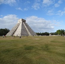 Mexique Yucatan Chichén Itzá