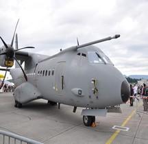 Airbus C 295 M Finlande  Payerne 2014