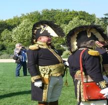 Etat Major Général de Brigade Habit de grand uniforme Valence 2011
