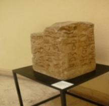 Statuaire Rome Lapis Niger Replique Rome EUR
