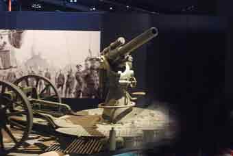 Canon Anti Aérien 7.62 cm Rheinmetall Canberra