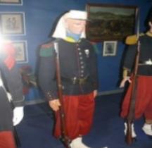 Napoléon III 1863 Mexique Rgt Etranger Fusilier Camerone Montpellier