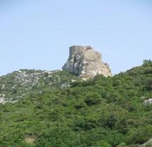 Aude Cucugnan  Chateau de Queribus