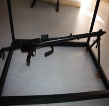 Mitrailleuse MG 13 Lisbonne