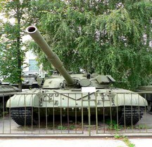T 64 A Moscou
