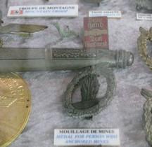 1940 Kriegsabzeichen für Minensuch-, U-Boot-Jagd- und Sicherungsverbände
