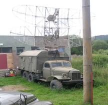 Radar P 15 Tropa Flat Face  ZIL 157 Rimini