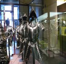 1540 Allemagne Lansquenet demi Armure Bruxelles MRA