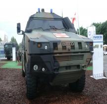 Iveco MPV VTMM 4x4 Ambulance