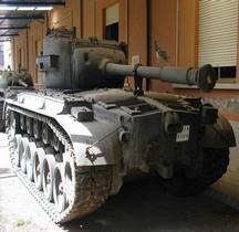 Char Moyen M 26A1 Pershing Rome