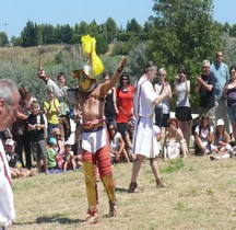 Gladiateur Thrace Loupian 2010