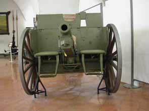 Canon 7.7cm Feldkanone 96 n.A. Krupp