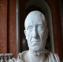Statuaire 6 Empereurs.22 Tacite Paris Louvre