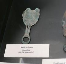 2.3 Age Bronze Final Metallurgie Rasoir Menton