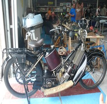 Scott Squirrel 486 cc 1923 Palavas 2014