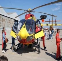 Eurocopter EC145 Securité Civile Nimes 2015
