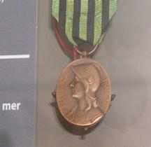 1911 Médaille commémorative de la guerre 1870-1871 Paris