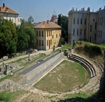 Croatie Pula Théatre