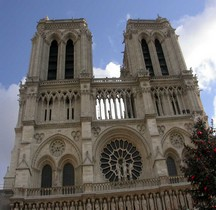Paris Cathédrale Notre-Dame de Paris