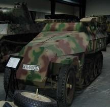 SdKfz 251-7 Pionnerwagen Saumur