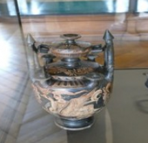 Grande Grèce Lucanie Céramique  Nestoris  Louvre