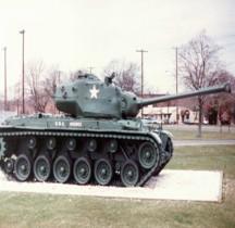 Char Moyen M 46 Patton