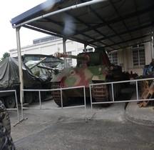 Panther Ausf G Saumur 3 Restauration  2014