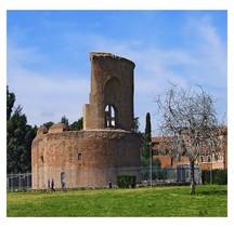 Rome Municipio VI  Mausoleo di Elena