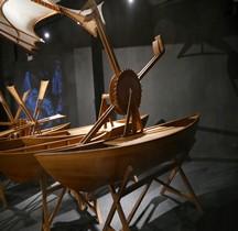 Leonardo da Vinci Drague Florence Maquette