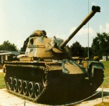 Char Moyen M 48 a2 Patton USA