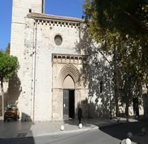 Hérault Frontignan Eglise St Paul exterieur