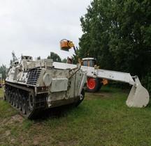 Léopard 1Pionierpanzer 2A1  Dachs Trèves
