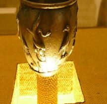 Rome Calix Gobelet Argent Dieux Gaulois Lyon