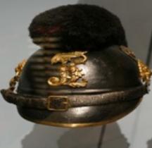 1870 Baviere Casque Officier Mdle 1868